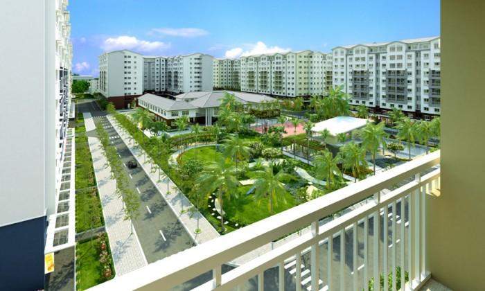 Bán căn hộ Ehome 3 Quận Bình Tân, DT 50m