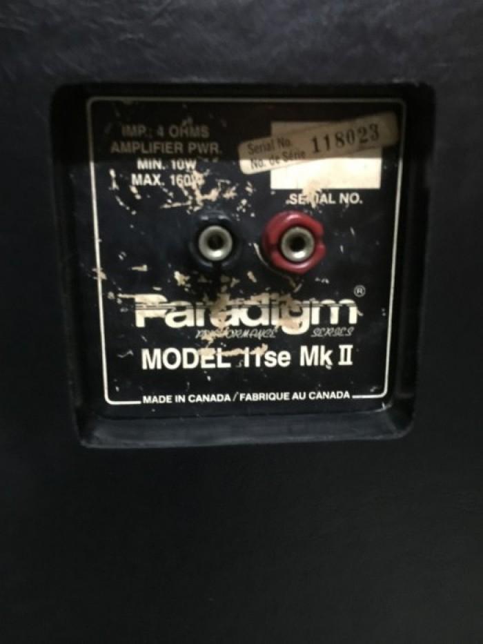 Bán chuyên Loa Paradigm 11SE MKII mới đẹp