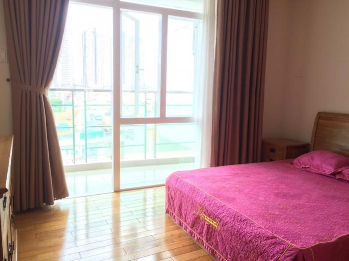 Cần Cho thuê gấp căn hộ Him Lam Chợ Lớn Quận 6, Dt : 83 m2, 2PN