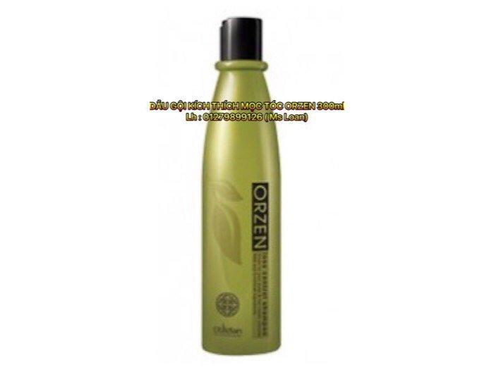 Dầu gội chống rụng tóc và kích thích mọc tóc orzen 300ml0