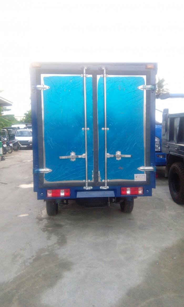 Xe tải nhẹ dongben - xe tải 770kg ô tô Bình Dương
