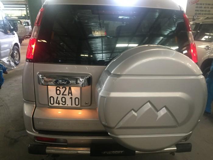 Bán Ford Everest 4x2 MT ghi vàng sx 2010 nâm 18 inch 3