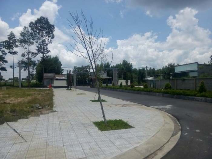 Đất nền siêu dự án SunPark Residence sân bay Long Thành đã có sổ riêng.