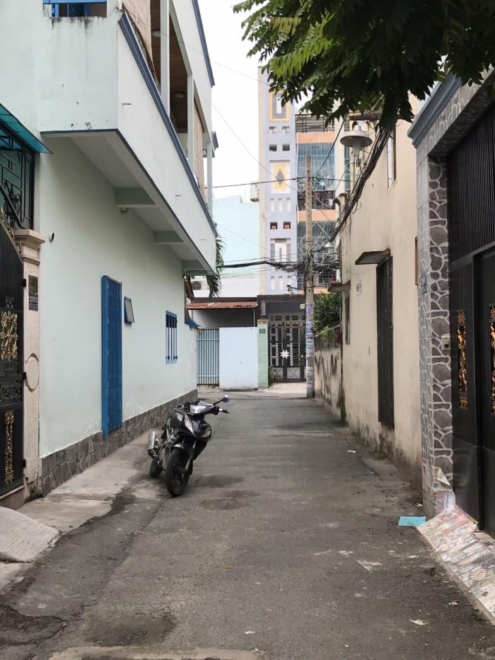 Bán Nhà Hẻm Đường số 21, phường 8, Quận Gò Vấp