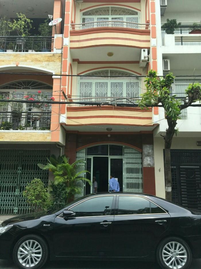 Bán Nhà Phố Mặt Tiền Nam Long Phú Thuận, Q7