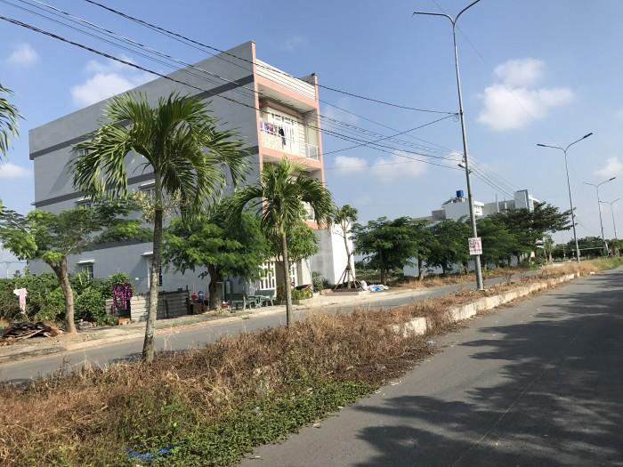 Gấp! Tôi xoay vốn cần bán mảnh đất 210m2 trên đường Nguyễn Hữu Trí, có sổ đỏ.