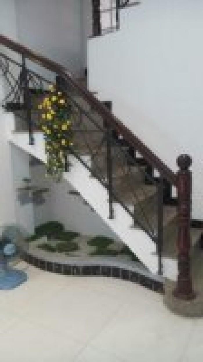 Bán Nhà HXH Đỗ Trong Nhà Nơ Trang Long(10x6m) 3 Lầu, Kt Châu Âu