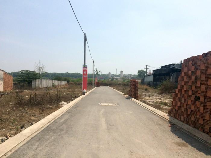 Đất nền Trung Tâm Thương Mại liền kề khu tái định cư sân bay