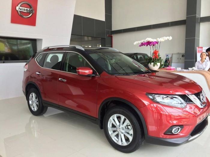 Nissan Xtrail 2017 giá tốt nhất tịa Hà Tĩnh 1