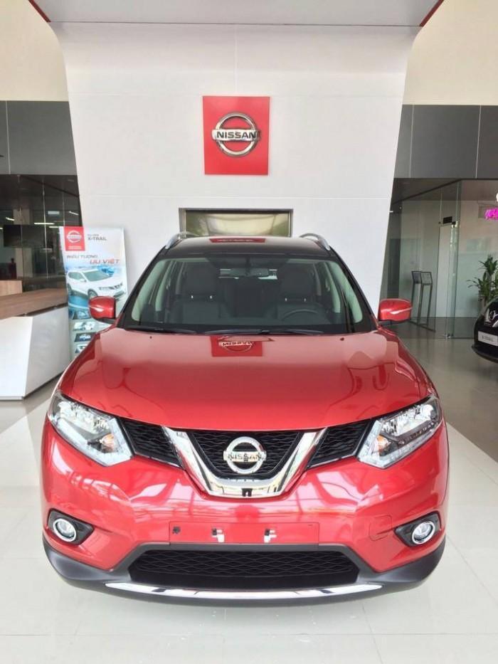 Nissan Xtrail 2017 giá tốt nhất tịa Hà Tĩnh 2
