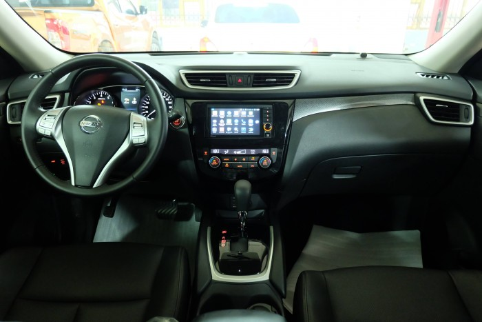 Nissan Xtrail 2017 giá tốt nhất tịa Hà Tĩnh 4