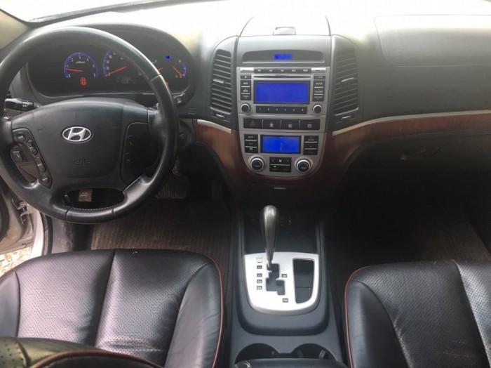 Bán Hyundai Santafe MLX 2.0AT màu bạc máy dầu 5