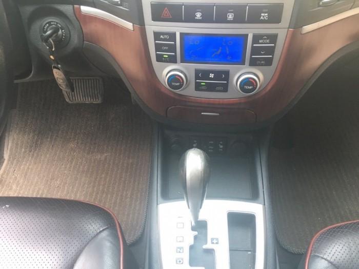 Bán Hyundai Santafe MLX 2.0AT màu bạc máy dầu 6