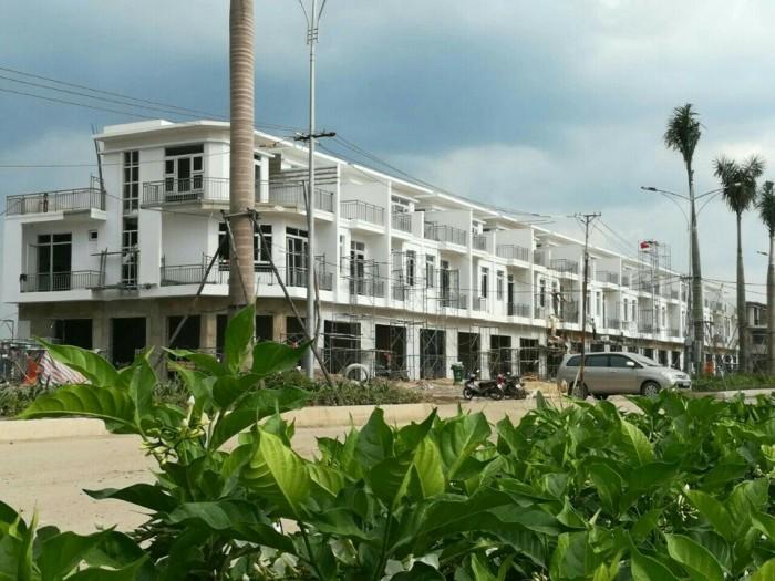 Nhà phố liền kề 1 trệt 2 lầu 5x15 Nguyễn Thị Sóc.Hóc Môn.SHR.CK 3%.Thổ Cư 100% Sở Hữu Vĩnh Viễn