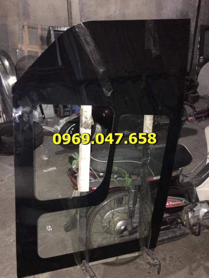 Kính máy xúc ủi Komatsu D41 2