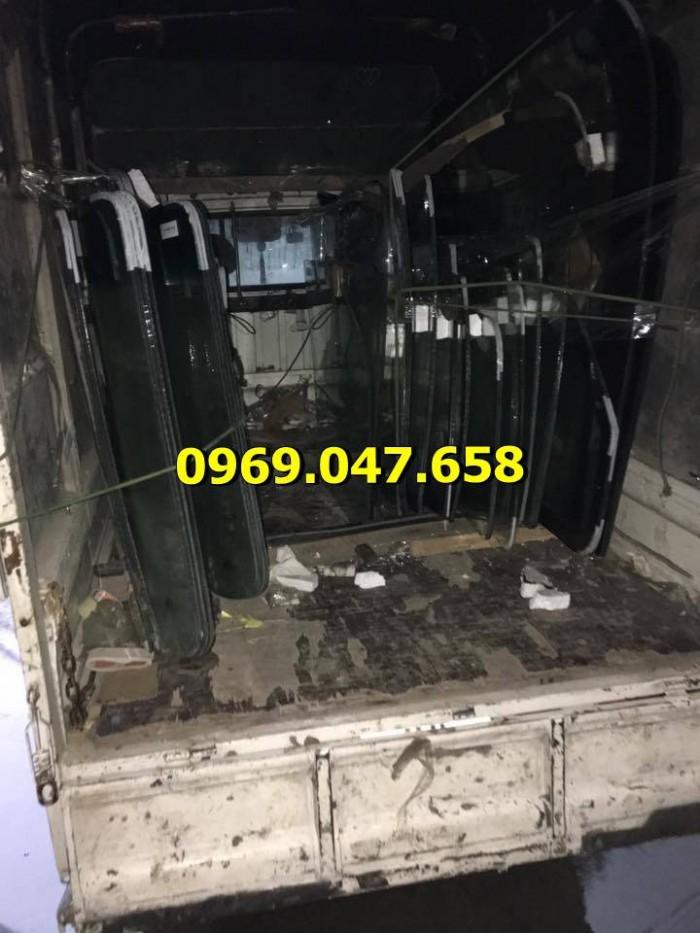 Kính máy xúc ủi Komatsu D41 3