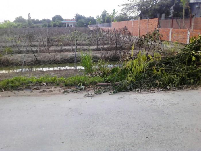 Đất Kho, xưởng Bình Chánh 1161m2  (7tỷ) đường Hương Lộ 11 (xe công).