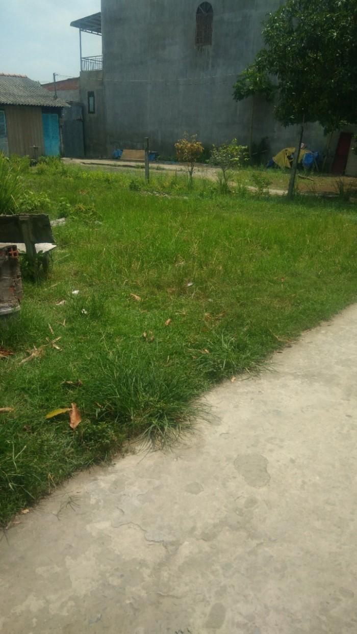 Sang gấp 1257 m2 mặt tiền đường ô tô Hưng Long, Bình Chánh.