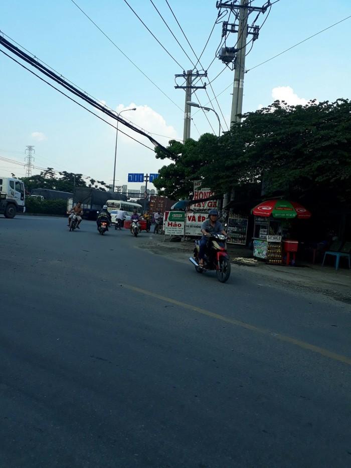 Cho thuê kho xưởng Quốc lộ 1A, phường Thạnh Lộc - Quận 12