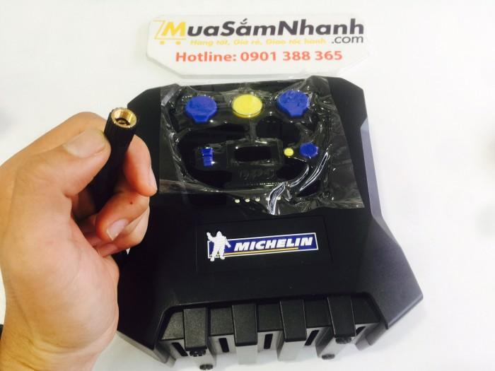Máy Bơm Lốp ô tô  Tự ngắt 12V MICHELIN 12266 - MSN388062 1