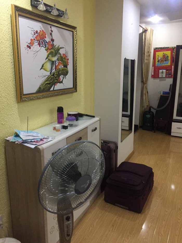 Cho thuê chung cư Hamona, 33 Trương Công Đinh, phường 14, quận Tân Bình,