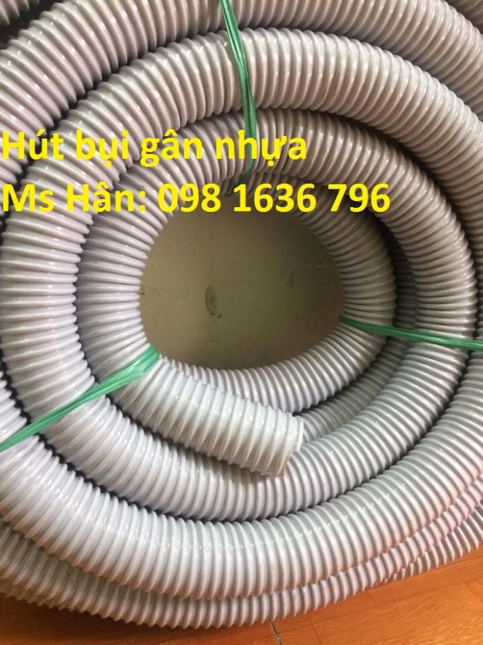 Bán ống hút bụi ,hút khí, ống hút bụi gân nhựa, ống hút bụi công nghiệp
