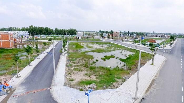 Mở Bán 100 nền  KĐT Trung tâm Thương mại BIG C Bình Chánh