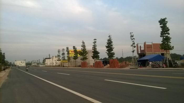 Bán gấp 300m2/715tr đường nhựa 30m thông dài từ KTX đại học TDM qua KCNghệ Cao