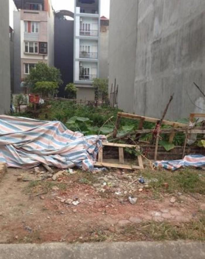 Bán đất chính chủ Ngọc Hồi Thanh Trì Hà Nội 57m2 vuông vắn giá rẻ
