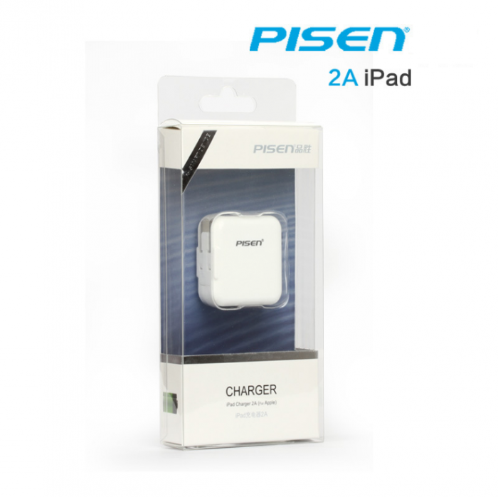 Cóc sạc PISEN 2A 5v2a fast charger cho iphone ipad0
