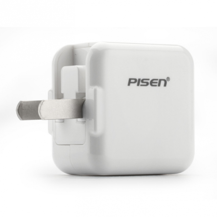 Cóc sạc PISEN 2A 5v2a fast charger cho iphone ipad1