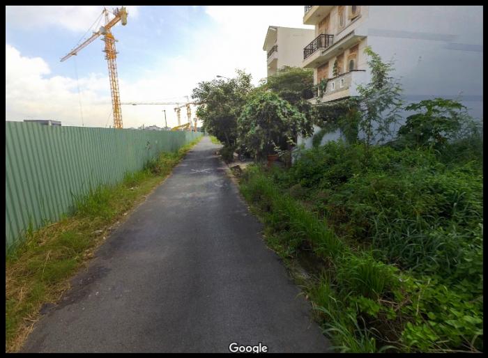 Bán đất nền dự án KDC Đại Phú, Bình Chánh, diện tích 100m2