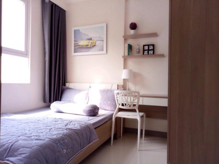 Bán căn hộ cao cấp mặt tiền bình dương, hỗ trợ vay ngân hàng, dt 60m, 2pn