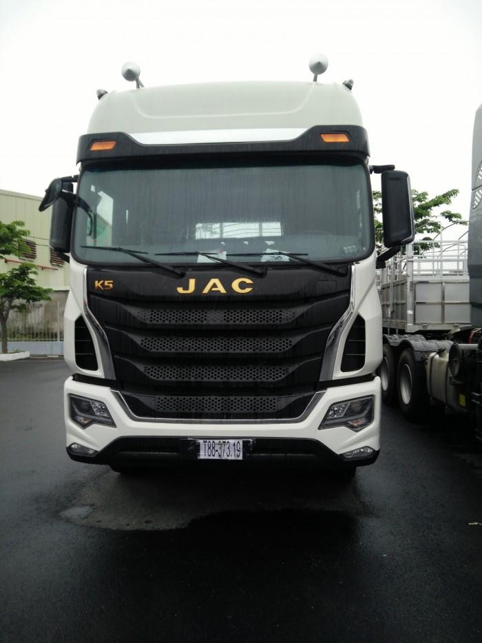 Xe tải thùng Jac-Vtruck 5 chân 1