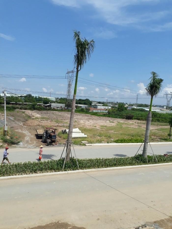 Đất nền thổ cư SHR 4tr/m2, CK cao, đầu tư sinh lời