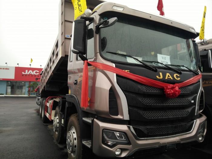 Xe tải ben Jac-Vtruck 4 chân 3