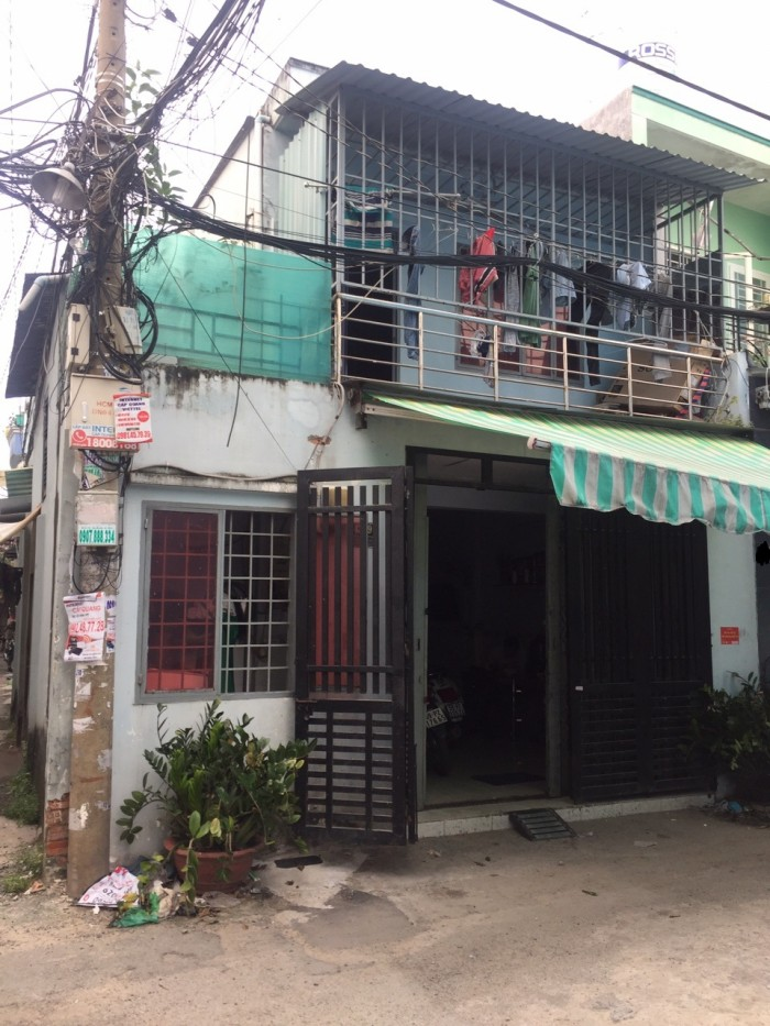 Cần bán gấp nhà hẻm đường Tân Kỳ Tân Quý phường Tân Sơn Nhì quận Tân Phú.