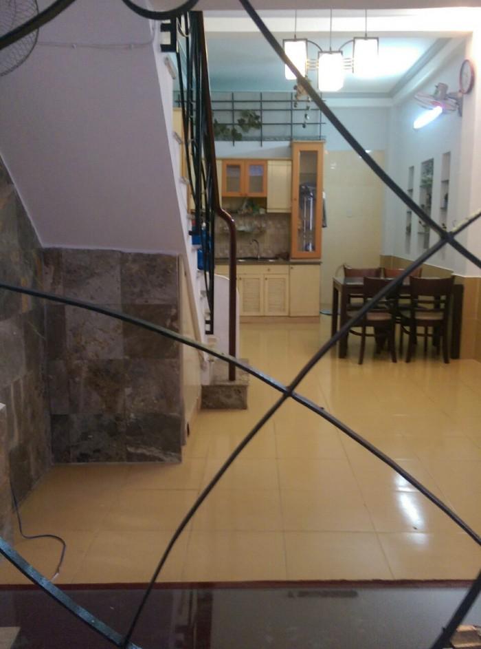 Cần bán nhà hẻm 3m, đường Huỳnh Khương An, phường 5, quận Gò Vấp, hướng Tây Bắc