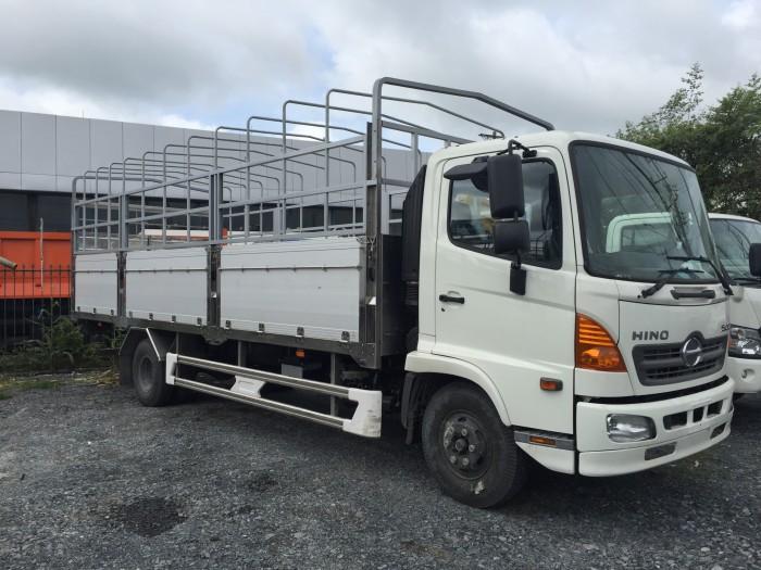 Xe tải Hino FC9JLSW (Thùng dài 6m6, tải trọng 6 tấn)