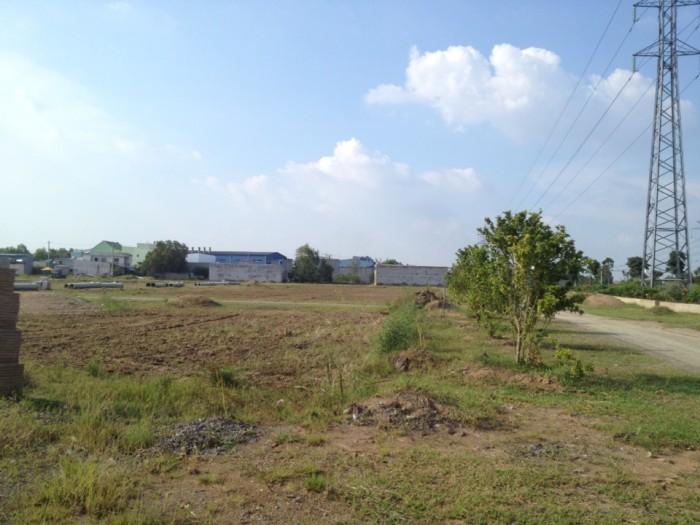 Đất thổ cư Nguyễn Thị Sóc 424/12b, 85m2,SHR