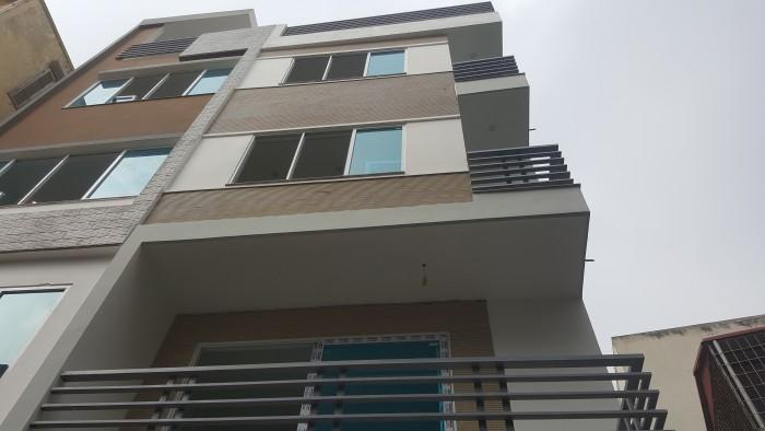 Bán nhà mới phố Định Công (38m2 x 5T), ôtô vào nhà, kinh doanh tốt, MT3.6m