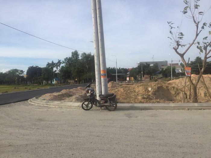 Cần bán gấp lô đất đã có sổ khu phố chợ Điện Thắng trung, Điện Bàn, Quảng Nam