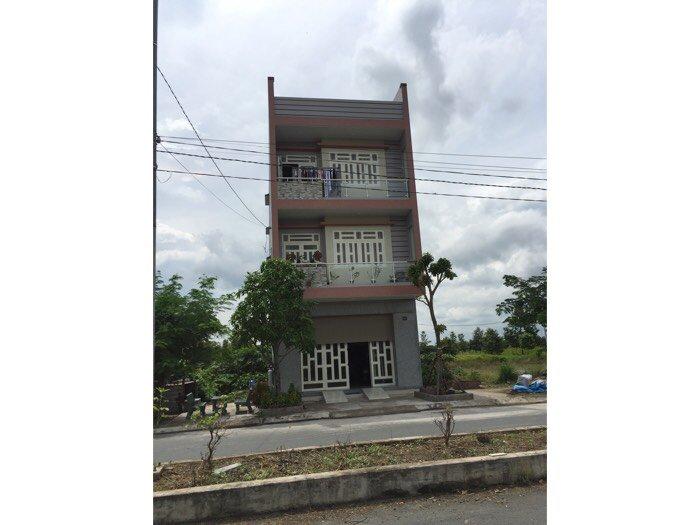 Chính chủ cần bán đất MT Nguyễn Hữu Chí, H.Bình Chánh, 5x20, 400tr/nền