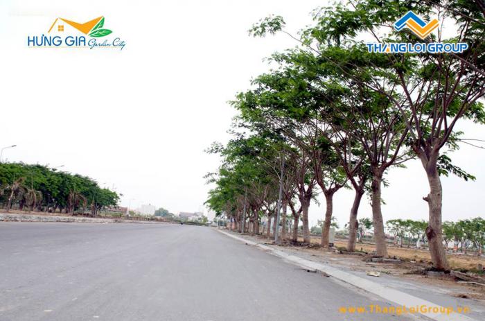 Bán đất dự án giá cực ưu đãi mặt tiền đường QL1A ngay trung tâm Bến Lức.