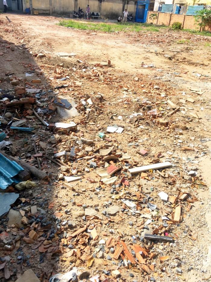 Bán đất đường Võ Văn Ngân số 9 phường Linh Chiểu quận Thủ Đức hẻm xe hơi