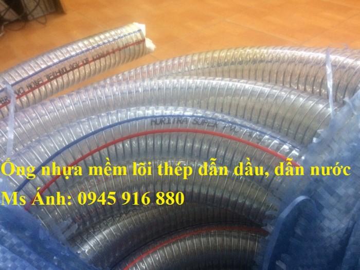 Ống Nhựa Lõi Kẽm Dẫn Dầu  D13,D16,D21,D27,D34,D40,D50,D60,D80,D90,D100,D114,D120,D168,D200