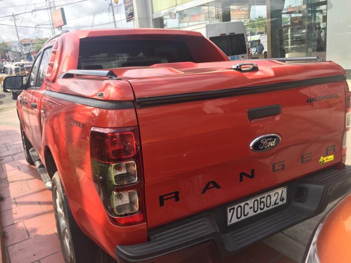 Bán Ranger Wiltrack 2.2L sx 2014 màu cam