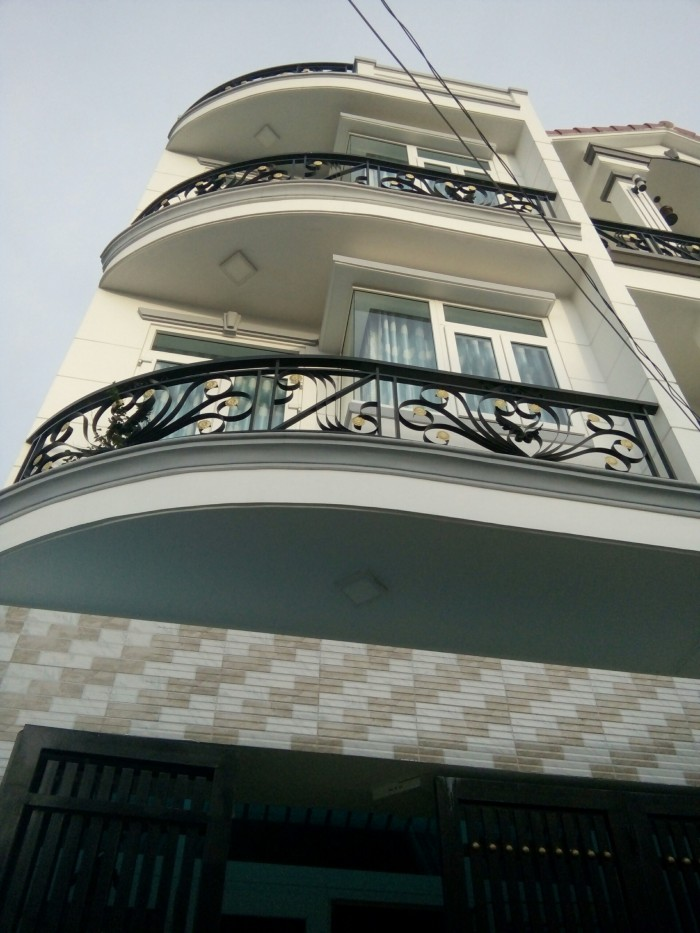 Nhà phố căn góc 2 mặt tiền 82m2 Quốc lộ 13 Hiệp Bình Phước, Thủ Đức, 4PN, 5WC, 3 lầu