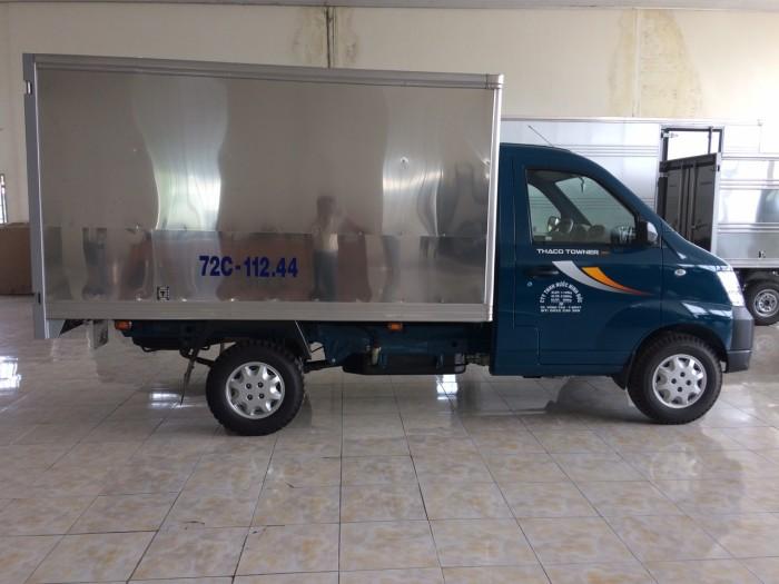 Mua bán xe tải nhỏ (dasu) Towner 990kg tại Bà Rịa Vũng Tàu 7