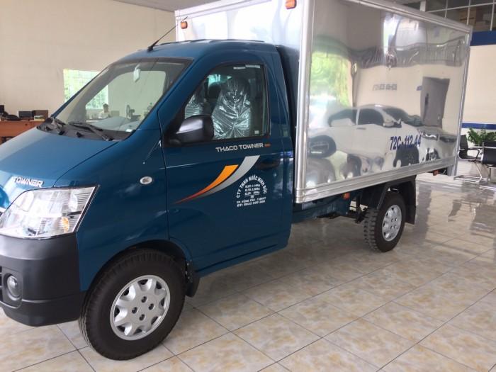 Mua bán xe tải nhỏ (dasu) Towner 990kg tại Bà Rịa Vũng Tàu 0
